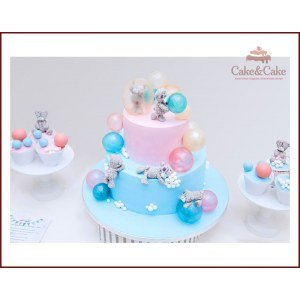 Cake Gender Reveal Party